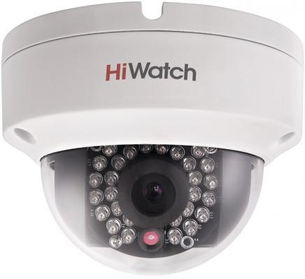 Камера IP Hikvision DS-I122 CMOS 1/3'' 4 мм 1280 x 960 H.264 MJPEG RJ-45 LAN PoE белый panarama escam qp130 3d 1 3mp fisheye 1280 1024 h 264 ip camera