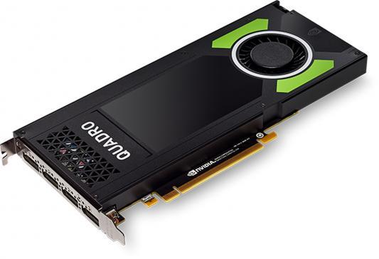 Видеокарта PNY Quadro P4000 VCQP4000-PB PCI-E 8192Mb 256 Bit Retail цена
