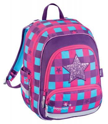 Ранец Step by Step BaggyMax Speedy Pink Star 16 л розовый 138533 step by step ранец light din horse family