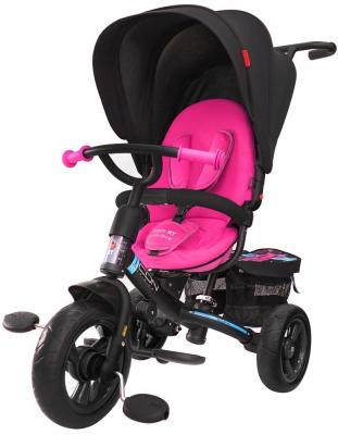 Велосипед RT ICON evoque NEW Stroller by Natali Prigaro EVA Glamour OPAL розовый