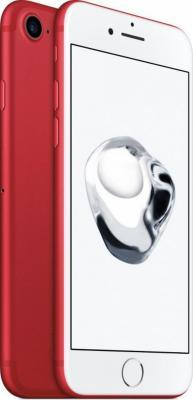 "Смартфон Apple iPhone 7 красный 4.7"" 128 Гб NFC LTE Wi-Fi GPS 3G MPRL2RU/A"