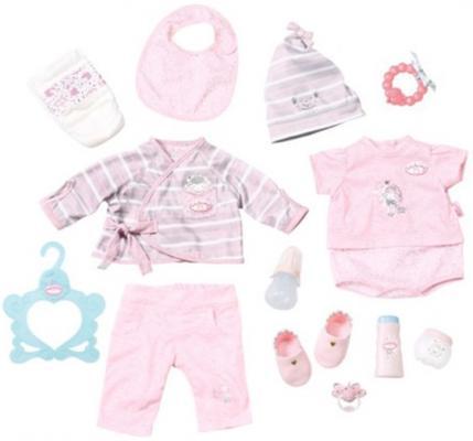Одежда для кукол Zapf Creation Baby Annabell - Супернабор с одеждой и аксессуарами 700181