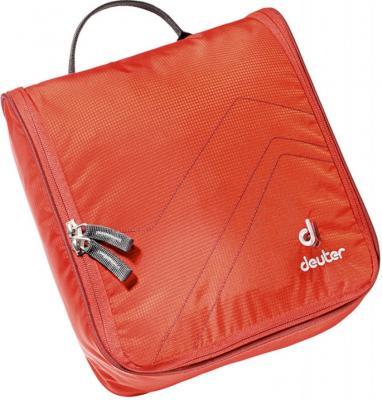 Пенал косметичка Deuter Wash Center II красная косметичка deuter wash room blackberry dresscode цвет бордовый 39474