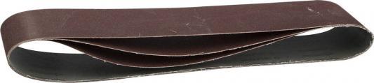 Лента шлифовальная Зубр Мастер универсальная бесконечная для ЗШС-500 00х914мм Р120 3шт 35548-120