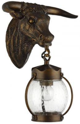 Уличный настенный светильник Favourite Hunt 1847-1W от 123.ru