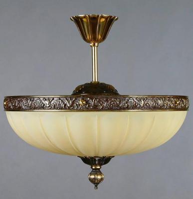 Потолочный светильник Ambiente Lugo 8539/40 PL PB цена