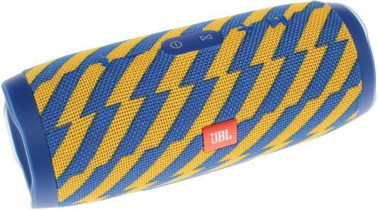Акустическая система JBL Flip III сине-желтый JBLFLIP3ZAP