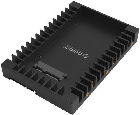 """Салазки 2.5""""-3.5"""" Orico 1125SS-BK черный"""