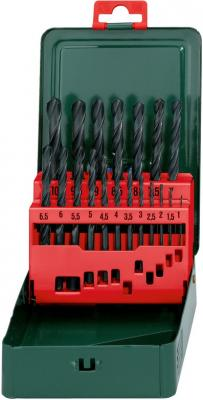 Набор сверл Metabo 19шт 627151000 набор инструментов metabo 630452000