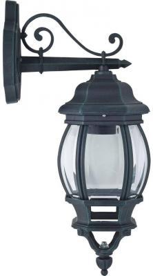 Уличный настенный светильник Favourite Paris 1807-1W favourite уличный светильник favourite paris 1806 1f