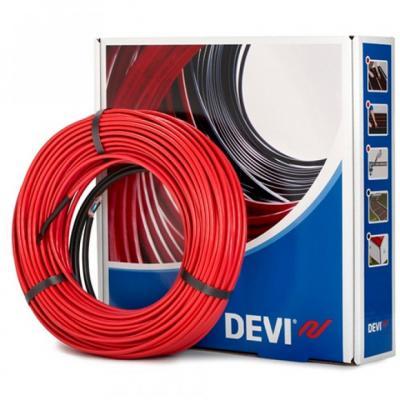 Нагревательный кабель DEVI Deviflex 18T 230В 10м нагревательный кабель devi deviflex 18t 230в 10м