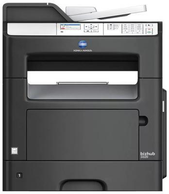 МФУ Konica Minolta bizhub 3320 ч/б А4 33ppm 1200x1200dpi RG-45 USB A6WP021