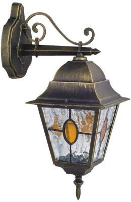 Уличный настенный светильник Favourite Zagreb 1805-1W наземный низкий светильник favourite zagreb 1804 1f