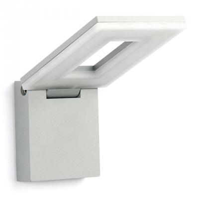 Уличный настенный светодиодный светильник Favourite Flicker 1824-1W светильник на штанге favourite flicker 1824 1w