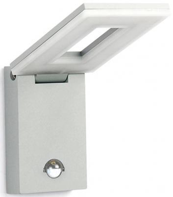 Уличный настенный светодиодный светильник Favourite Flicker 1825-1W светильник на штанге favourite flicker 1824 1w