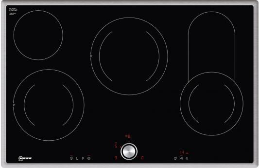 все цены на  Варочная панель электрическая NEFF T18BT16N0 черный  онлайн