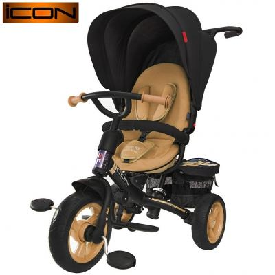 "Велосипед RT ICON evoque Stroller by Natali Prigaro 10""/8"" золотистый"