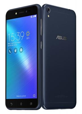 Смартфон ASUS ZenFone Live ZB501KL золотистый 5 32 Гб LTE Wi-Fi GPS 3G 90AK0072-M00140 asus zenfone zoom zx551ml 128gb 2016 black