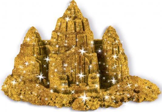 Песок для лепки Kinetic sand, металлик, 455гр, цвет золотой от 123.ru