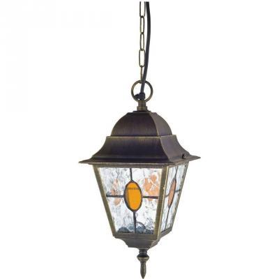Уличный подвесной светильник Favourite Zagreb 1804-1P наземный низкий светильник favourite zagreb 1804 1f