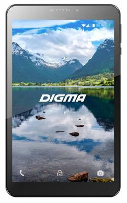 "Планшет Digma Optima 8100R 4G 8"" 8Gb черный Wi-Fi Bluetooth 3G LTE Android TS8104ML"