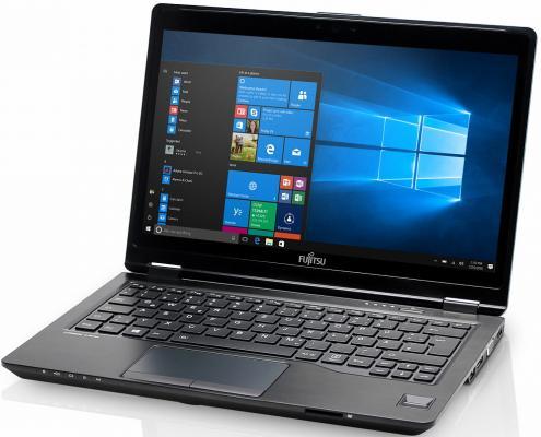 """Ультрабук Fujitsu LifeBook U727 12.5"""" 1920x1080 Intel Core i7-7500U"""