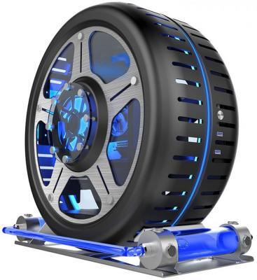 Корпус ATX GameMax Hot Wheel Black Version Без БП чёрный