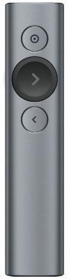 Универсальный пульт Logitech Spotlight серый 910-004861