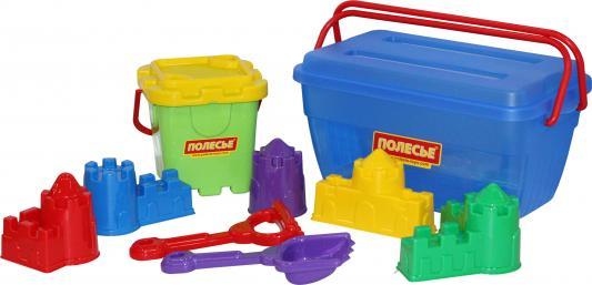 Песочный набор Полесье в контейнере 500 6 предметов