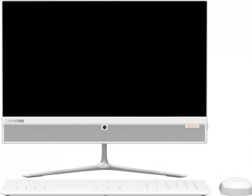"Моноблок 23"" Lenovo IdeaCentre 510-23ISH 1920 x 1080 Intel Pentium-G4560T 4Gb 500Gb Intel HD Graphics 610 Windows 10 белый F0CD00JERK"