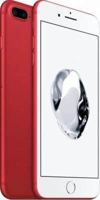 """Смартфон Apple iPhone 7 Plus красный 5.5"""" 128 Гб NFC LTE Wi-Fi GPS 3G MPQW2RU/A"""