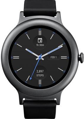Смарт-часы LG Watch Style W270 титан LGW270.ACISTN