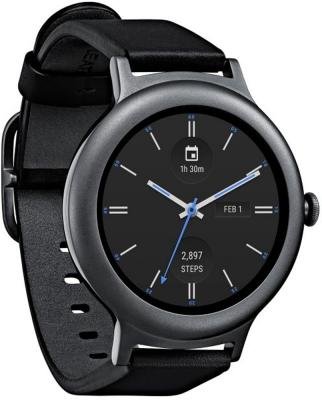 Смарт-часы LG Watch Style W270 титан LGW270.ACISTN от 123.ru