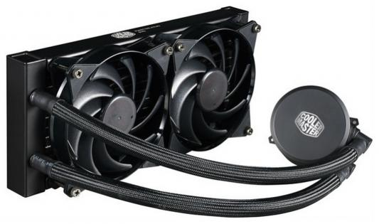 Кулер для процессора Cooler Master MasterLiquid 240 Socket 775/1150/1151/1155/1156/1356/1366/2011/2011-3/AM2/AM2+/AM3/AM3+/FM1/AM4/FM2/FM2+ MLX-D24M-A20PW-R1 lg watch lg watch w150 urbane silver
