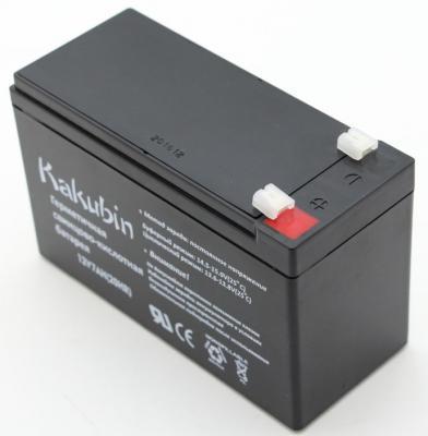 Батарея PowerCool Kakubin NP7-12 12V/7Ah от 123.ru
