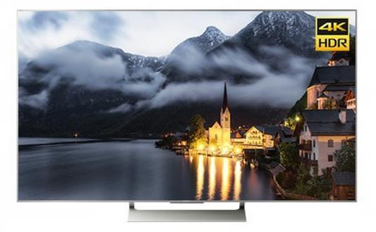 Телевизор SONY KD65XE9005BR2 черный