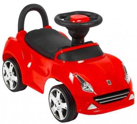 Каталка-машинка Rich Toys Ferrari красный от 1 года пластик