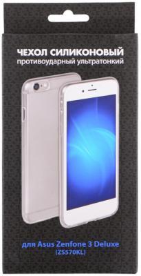 Чехол силиконовый супертонкий DF aCase-24 для Asus Zenfone 3 Deluxe ZS570KL все цены