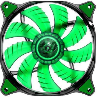 Вентилятор COUGAR CF-D12HB-G 120x120x25мм 3pin 1200rpm зеленый цена