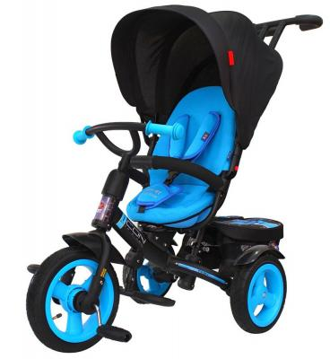 Велосипед RT ICON elite NEW Stroller by Natali Prigaro голубой