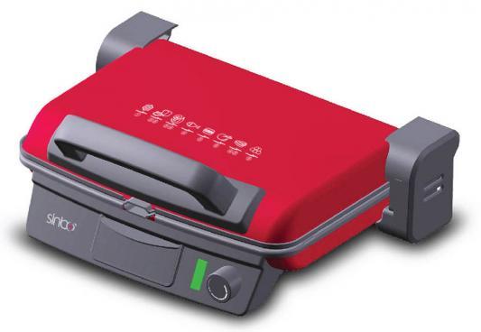 Электрогриль Sinbo SSM 2536 красный