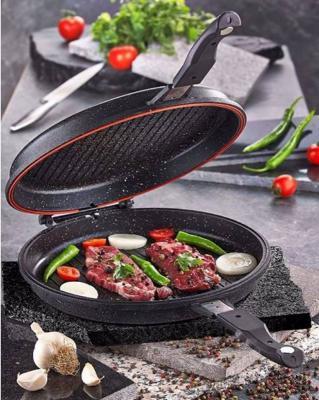 Сковородка-гриль Sinbo SP 5222 32 см алюминий от 123.ru