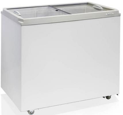 Морозильный ларь Бирюса 260Z белый