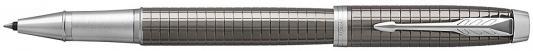 Ручка-роллер Parker IM Premium T322 Dark Espresso CT черный F 1931682