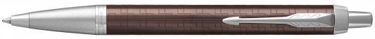 Шариковая ручка автоматическая Parker IM Premium K324 синий M 1931679
