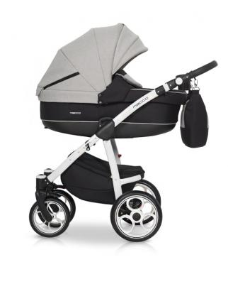 Коляска 2-в-1 Expander Macco (02/grey fox) универсальная коляска indigo 2 в 1 color 40 grey black