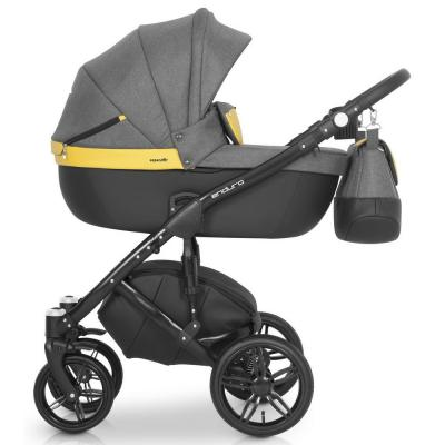 Коляска 2-в-1 Expander Enduro (05/yellow) коляска 2 в 1 expander enduro 06 magenta