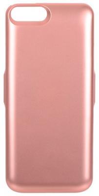 Чехол-аккумулятор DF iBattery-18s для iPhone 6S Plus iPhone 7 Plus iPhone 6 Plus золотой розовый revocharge чехол аккумулятор revocharge для iphone 6 пластик