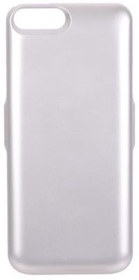 Чехол-аккумулятор DF iBattery-18s для iPhone 6S Plus iPhone 6 Plus iPhone 7 Plus серебристый