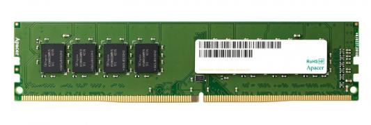 Оперативная память 4Gb PC4-19200 2400MHz DDR4 DIMM Apacer AU04GGB24CETBGH